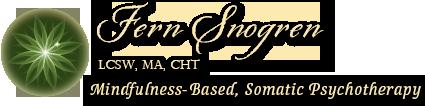 Fern Snogren, LCSW, MA, CHT